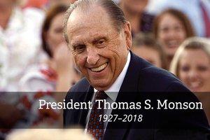 В США умер глава мормонов
