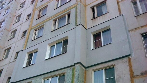 Погибший упал с высоты седьмого этажа. Фото: dpchas.com.ua