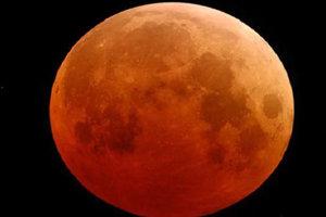 """Ученые пообещали Земле """"кровавое суперлуние"""" уже в январе"""