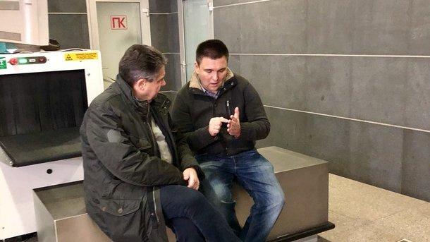 Поездка глав МИД Украины иГермании наДонбасс отменена