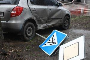 Взрыв машины в Запорожье: появились фото и подробности