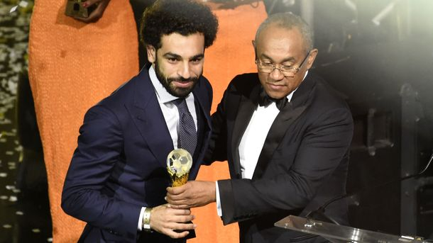 Мохаммед Салах признан лучшим игроком Африки