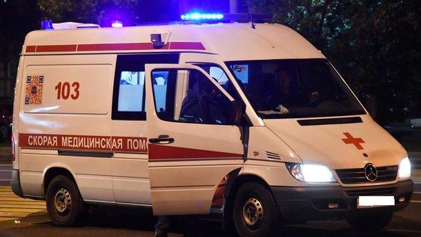 """Пострадавший умер в """"скорой"""". Фото: pikabu.ru"""