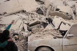 От авиаударов РФ в Сирии погибли 30 мирных жителей