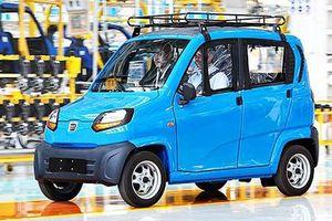В Украину привезли самый дешевый автомобиль мира