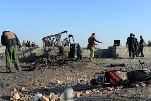 В Афганистане произошла перестрелка между боевиками