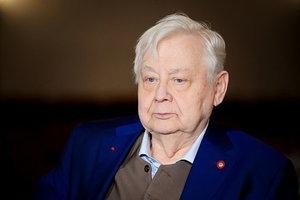 Состояние Олега Табакова резко ухудшилось