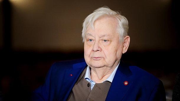 Врачи сообщили о негативной динамике в состоянии Олега Табакова
