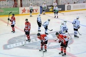 Два разгрома в сочельник: итоги матчей 27 тура чемпионата Украины по хоккею