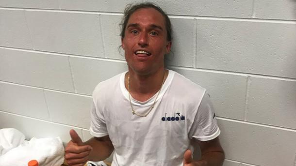 Долгополов спобеды начинает турнир вСиднее— Теннис