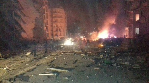 Неменее 30 человек стали жертвами взрыва заминированного авто вИдлибе