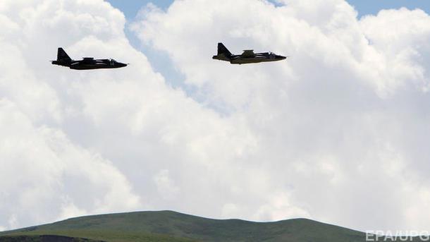 ВЙемене разбился самолет арабской коалиции