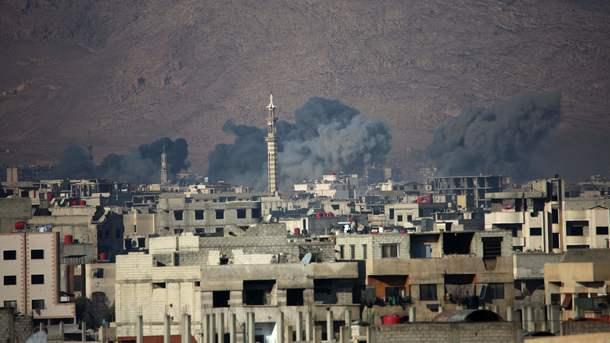 Эр-Рияд порекомендовал сирийской оппозиции закончить борьбу сАсадом