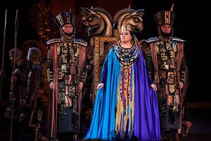 Январь в Национальной опере: звездные постановки и балет
