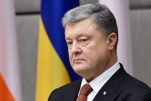 Украина продолжает наращивать военную мощь - Порошенко