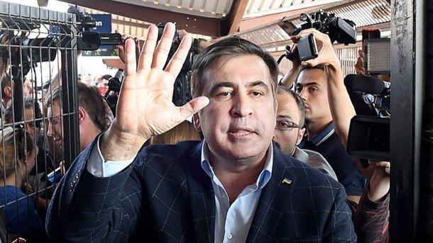 Саакашвили недает свой голос для экспертизы