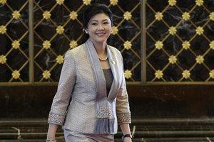 Осужденная за коррупцию экс-премьер Таиланда сбежала в Лондон