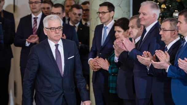 Климкин впоздравлении новому главе МИД Польши: мыобречены науспех