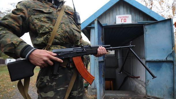 ВРФ боевики «ДНР» расстреляли гостей кафе