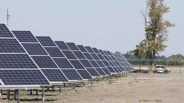 Солнечная станция взоне ЧАЭС заработает через несколько недель