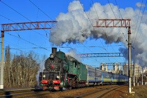 По Киеву можно будет проехать на ретропоезде