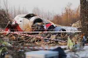 Расследование Смоленской катастрофы: крыло самолета разрушил взрыв