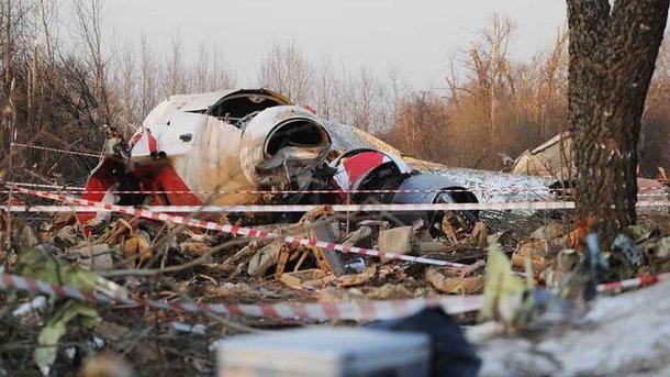 Предположение Польши овзрыве наборту Ту-154 вСовфеде назвали политиканством