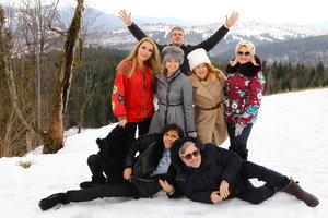 Звездный отдых: почему украинские знаменитости проводят свой отпуск в Карпатах