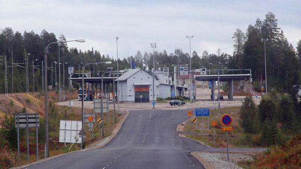 Финляндия усилила охрану границ сРоссией