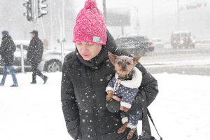 В Украину идет сильный мороз и выпадет снег – синоптик