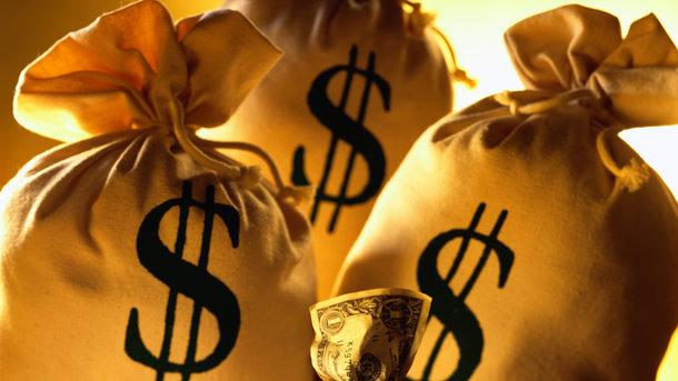 В ближайшие пять лет Украине нужно выплатить более 40 млрд долларов внешнего долга