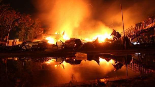 Пожар влагере «Виктория»: следствие не сумело  установить точную причину возгорания