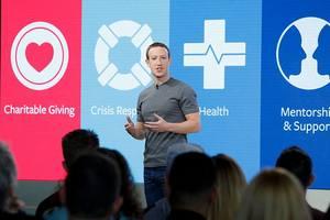 Цукерберг заявил о кардинальных изменениях в ленте Facebook