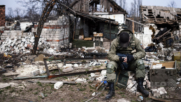 «Последствия русского мира»: вДонецке неостановке произошел взрыв , есть погибшие