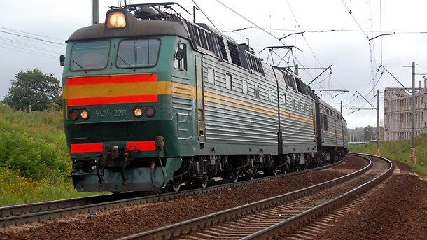 Тело обнаружил машинист поезда. Фото: gx.net.ua