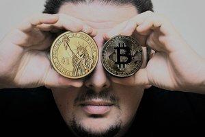Курс Bitcoin подскочил после обвала