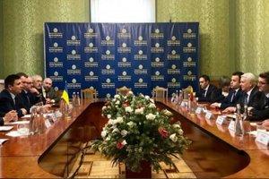 Украина и Румыния договорились о разработке имплементации скандального закона об образовании
