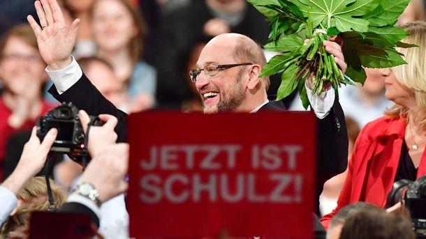 Мартин Шульц, фото AFP