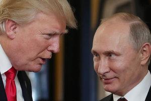 Санкции против друзей Путина и допрос Трампа: чем запомнилась уходящая неделя
