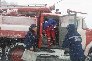 В Украину идут снегопады: Зубко дал поручения местным властям