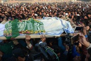 Пакистан охватили массовые протесты из-за смерти восьмилетней девочки