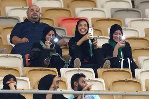 Заради матчу команди Реброва вперше в історії на стадіон у Саудівській Аравії пустили жінок