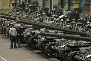 """""""Укроборонпром"""" за 2017 год продал вооружения и военной техники на рекордную сумму"""