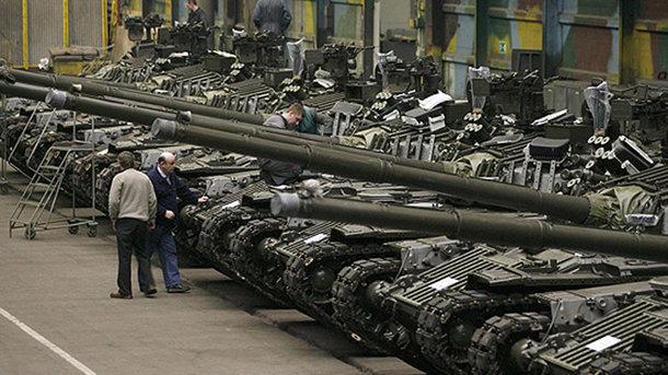 С 2015-го года новые танки «Оплот» будут строиться только для украинской армии
