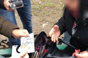 В Одессе на взятке задержали руководителя отдела ЖКС