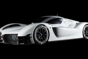 В Сети появились первые фото нового суперкара Toyota