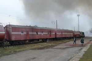 Смертельный пожар в Одессе: появилось видео