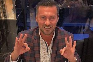 Артем Милевский похвастался футбольным тортом