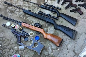 В Одесской области спецслужбы обезвредили торговца оружием