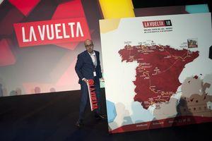 """3271 км по горам и равнинам - в Испании презентовали маршрут """"Вуэльты"""""""